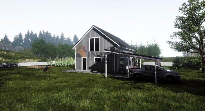 IE134-1,5 saunaga
