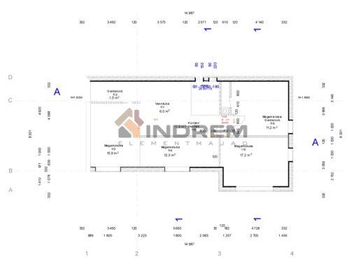 IE 146-1,5/2 2 korrus